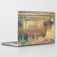 lonely Laptop & iPad Skins featuring Lonely by Rose Etiennette
