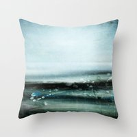 nordic Throw Pillows featuring nordic  by Iris Lehnhardt