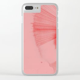 Reds Clear iPhone Case