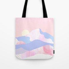 Dune Sun Tote Bag