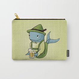 Oktoberfest Whale Carry-All Pouch