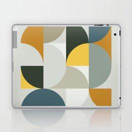 Mid Century Geometric 13 Laptop & iPad Skin