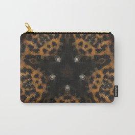 Jaguar Protection Pentacle Carry-All Pouch