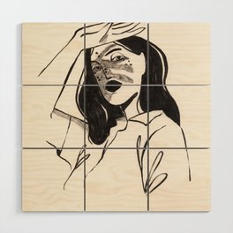 Can't do without you Wood Wall Art