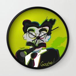 Groucho Marx Wall Clock
