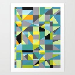 """Moment #3"" *The Nature Series* Montana Gold Spray Paint on Birch Panel 12″ x 16″ x 1.5"" Art Print"