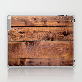 Wyoming Wood Board Planks, Texture Wood Grain  Laptop & iPad Skin