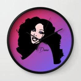 Donna Summer - Last Dance - Pop Art Wall Clock