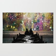 The Universe Was Ours Rug