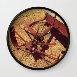 Once Upon A Time - Cartwheel Wall Clock