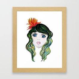 kawaii Framed Art Print