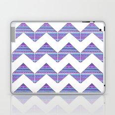 Patterned chevrons Laptop & iPad Skin