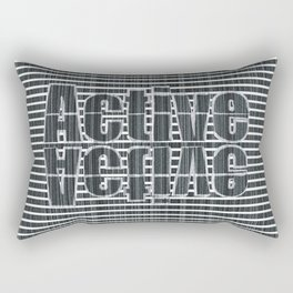 Active Rectangular Pillow