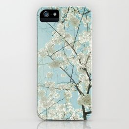 The Lightness of Being iPhone Case