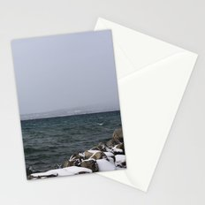Rock wall Stationery Cards