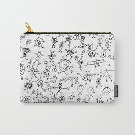 Alexa Doodle Carry-All Pouch