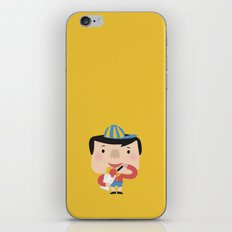 Ice Cream Please (Yellow Tales Series #2) iPhone & iPod Skin