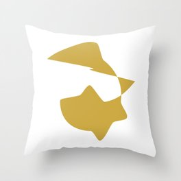 Feo Throw Pillow
