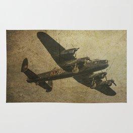 Avro Lancaster  Rug