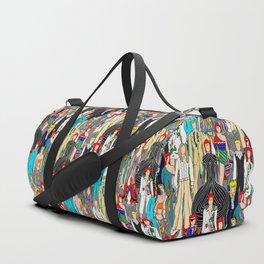 Bowie-A-Thon Duffle Bag