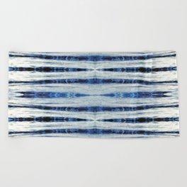 Nori Blue Beach Towel