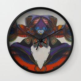 Paso Wall Clock