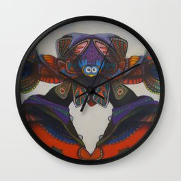 Paso Wall Clock