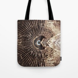 Geometric Art - WITHERED Tote Bag