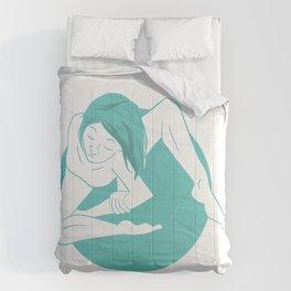 Toe Point Comforters