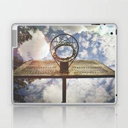 Hoosier Basketball Laptop & iPad Skin