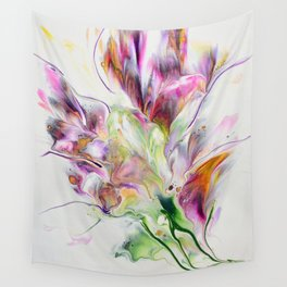 Wild Flower Wall Tapestry
