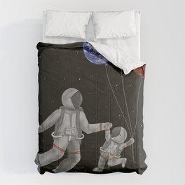 Con papá Comforters