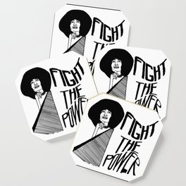 Fight the Power: Angela Davis Coaster