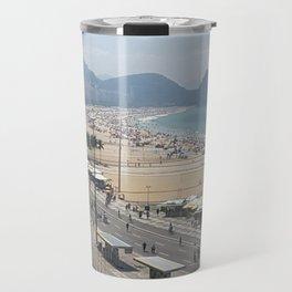 Summer in Copacabana Travel Mug