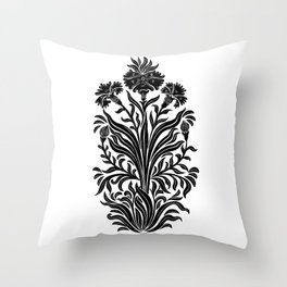 Living things Throw Pillow