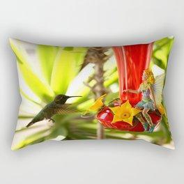 The Faerie's Nectar Rectangular Pillow