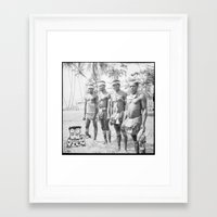 australia Framed Art Prints featuring - australia - by Digital Fresto