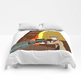 Quantum destabilizer Comforters