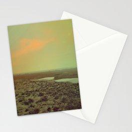 Lonely Landscape Stationery Cards