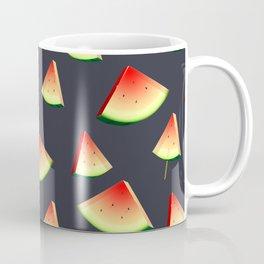 Crystal Watermelon Coffee Mug