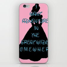 Princess Belle iPhone & iPod Skin