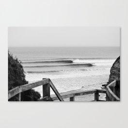 Wave of the day, Bells Beach, Victoria, Australia Canvas Print