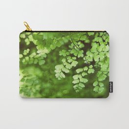 maidenhair Carry-All Pouch