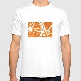 Orange Bike T-shirt