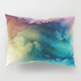 Rainbow Dreams Pillow Sham