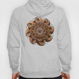 Wooden Mandala Hoody
