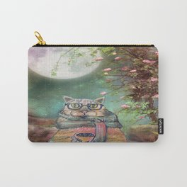 Cats Life Carry-All Pouch
