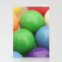 gumball Stationery Cards featuring Gumball Pit by Beth - Paper Angels Photography