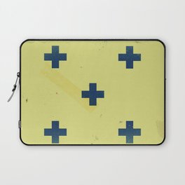 Nautical Flag Laptop Sleeve