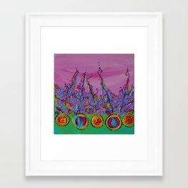 Spring Surprise Framed Art Print